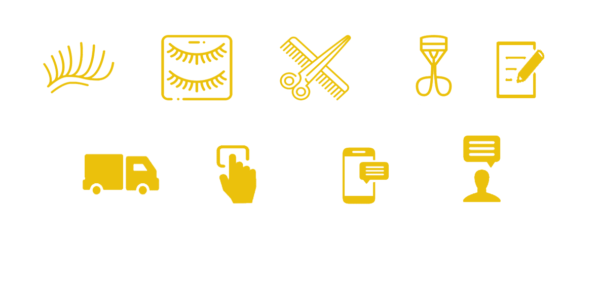 Сайт материалы для наращивания ресниц