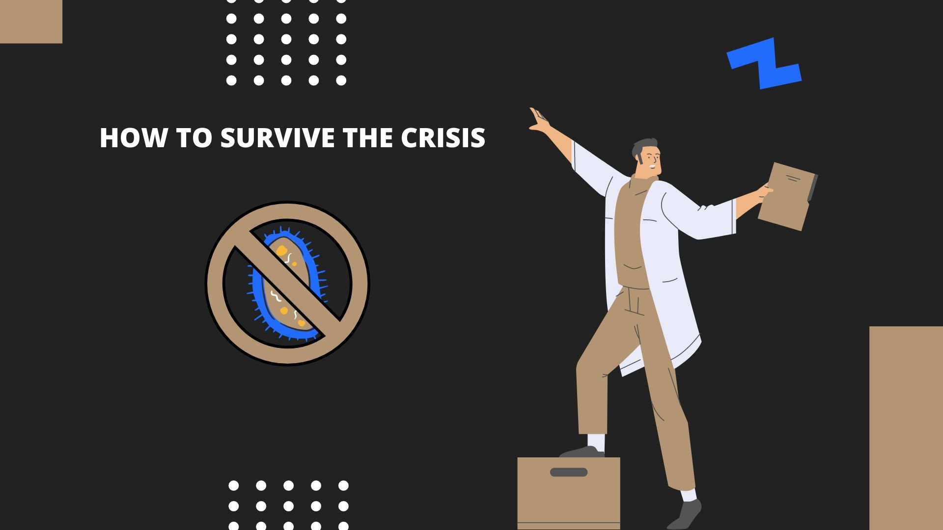 Как бизнесу пережить кризис — 4 важных совета