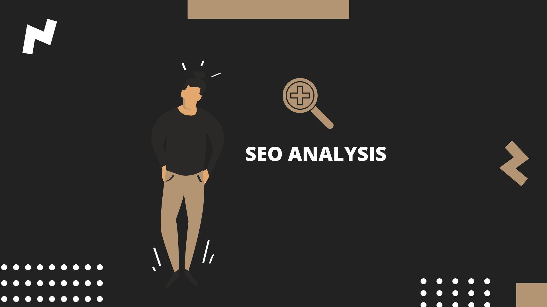 SEO анализ сайта – оптимизация страниц